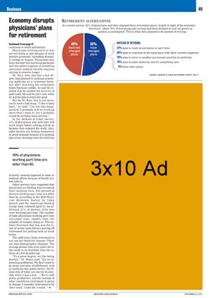 your ad in print