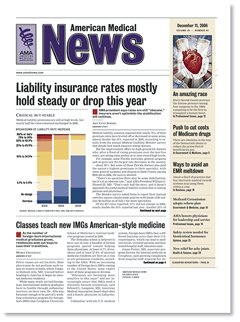 American Medical News print edition